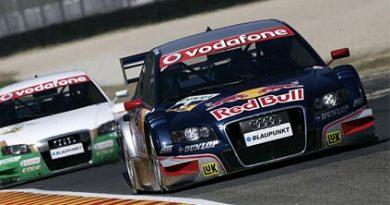 DTM: Audi domina grid em Mugello
