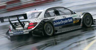 DTM: Na chuva Bruno Spengler marca a pole em Norisring