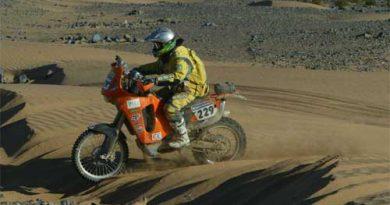 Rali-Dakar: No encerramento da primeira metade da competição, brasileiros voltam a ganhar posições