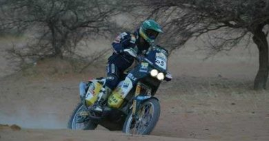 Rali-Dakar: Jean Azevedo vence especial no Dakar