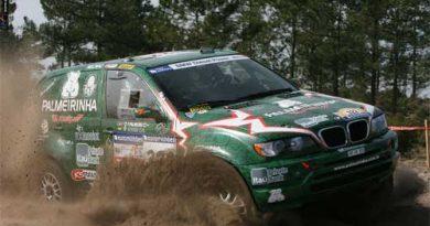 Rali-Dakar: Kolber é 21º e Palmeirinha 22º no primeiro dia de competição