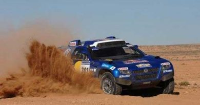 Rali-Dakar: Diretor da Volkswagen afirma que não tem nada ganho no Dakar