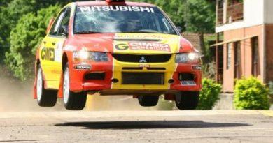 Rally: Édio Fuchter conquista seu nono título nacional