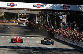 F1: Emerson Fittipaldi participa de evento histórico em Monjuich