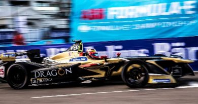 Fórmula-E: Jean-Eric Vergne vence em Paris