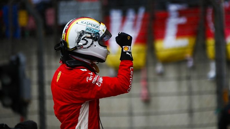 F1: Sebastian Vettel conquista a pole-position para GP da China