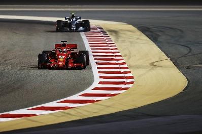 F1: Sebastien Vettel vence GP do Bahrain