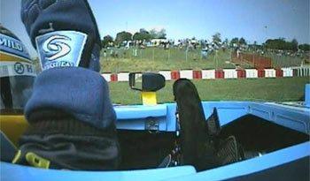 F1: Alonso larga na pole em casa