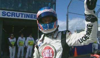 F1: Button sai na pole na Austrália