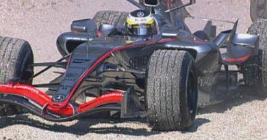 F1: Pedro de la Rosa confirmado pela McLaren no GP da China