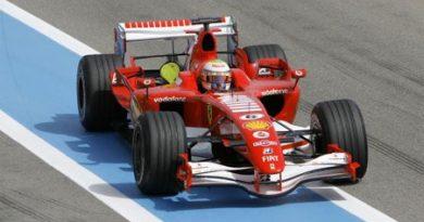 F1: Apresentação da Ferrari pode não ter o carro de 2007