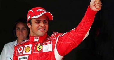 F1: Felipe Massa é pole position na Turquia