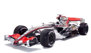 F1: McLaren apresenta carro para temporada 2006