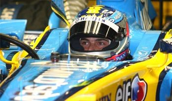 F1: Nelsinho Piquet inicia testes em Barcelona