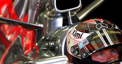 F1: Räikkönen surpreende e marca a pole na Alemanha