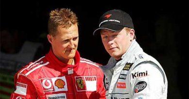 F1: Raikkonen rouba a cena e marca a pole em Monza