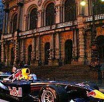 F1: Red Bull, na surdina, anda nas ruas de São Paulo
