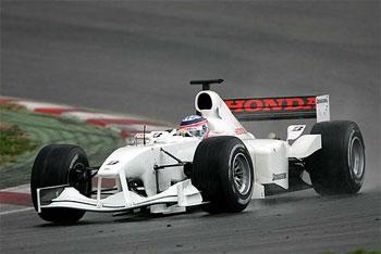 F1: Na estréia da Super Aguri, Williams marca o melhor tempo