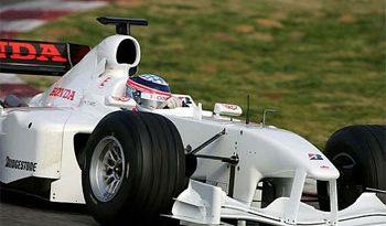 F1: Super Aguri-Honda SA05, um Arrows Honda!