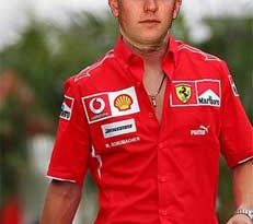 F1: Raikkonen fecha contrato com a Ferrari para 2007