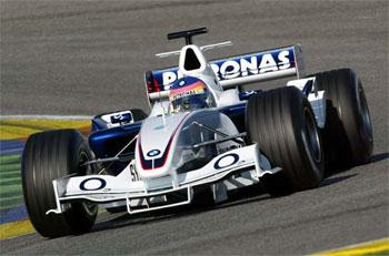 F1: Chuva continua atrapalhando testes em Ímola