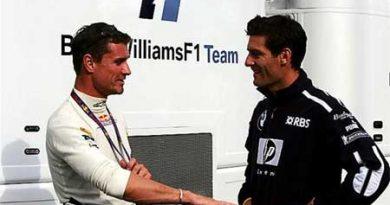 F1: Mark Webber é contratado pela Red Bull
