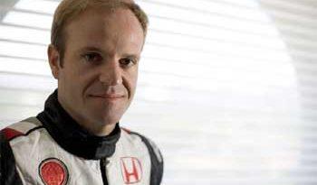 F1: Barrichello está ansioso para testar novo carro