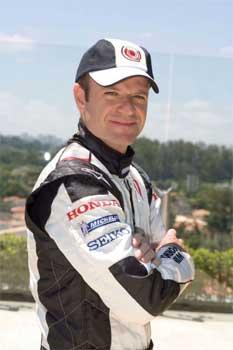 F1: Barrichello se diz pronto para prova no Bahrein