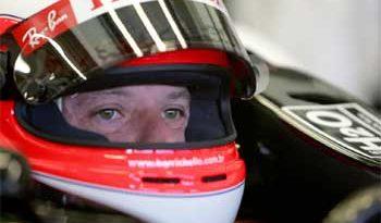 F1: Barrichello vê a Honda no mesmo patamar da Renault