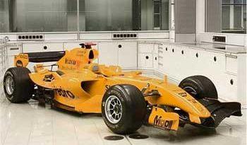 F1: De la Rosa é o mais rápido nos treinos desta quarta