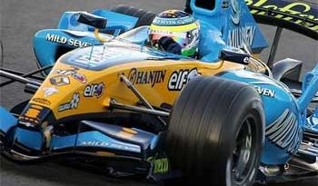 F1: Renault estréia novo carro sem problemas em Jerez