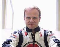 F1: Barrichello se diz 'chocado' com motor V8