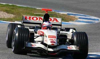 F1: Barrichello aprova pré-temporada da Honda