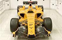F1: Mercedes pode aumentar participação na McLaren