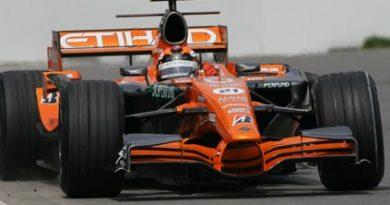F1: Christijan Albers deixa a Spyker