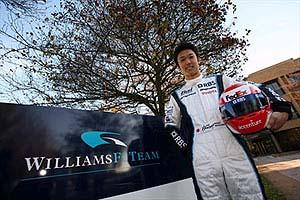 F1: Kazuki Nakajima disputa GP do Brasil pela Williams