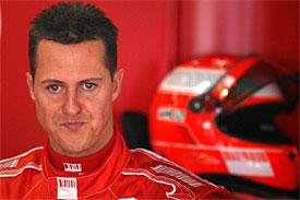 F1: Em seu 'retorno', Michael Schumacher é o mais rápido