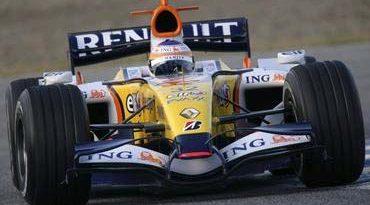 F1: Nelsinho Piquet agrada Renault em teste da F1 em Silverstone