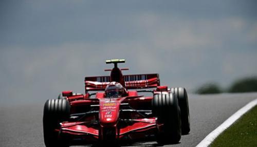 F1: Raikkonen vence a segunda consecutiva