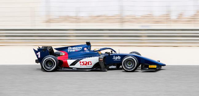 Fórmula-2: Lando Norris e Artem Markelov vencem no Bahrain