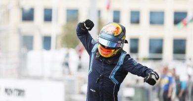 Formula-2: Alexander Albon e George Russell vencem no Azerbaijão