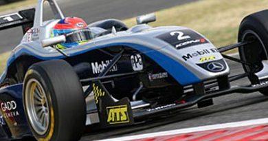 F3 Européia: Romain Grosjean é o Campeão de 2007
