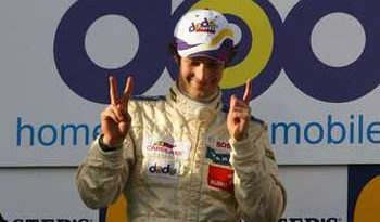 F3 Australiana: Bruno Senna volta a ganhar na Austrália