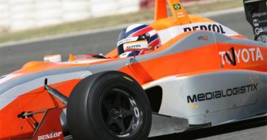 F3 Espanhola: Jimenez volta a dominar na Espanha