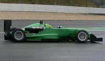 F3 Alemã: Marcello Thomaz na expectativa do primeiro teste coletivo