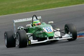 F3 Alemã: Com chassi 2006, Marcello Thomaz conquista seus primeiros pontos