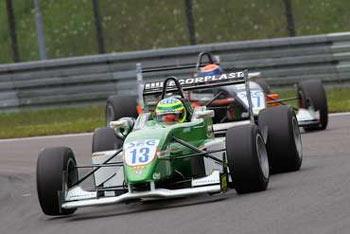F3 Alemã: Thomaz termina em 12º em Nurburgring