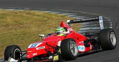 F3 Alemã: Apesar de problemas, Thomaz considera ano na Alemanha positivo