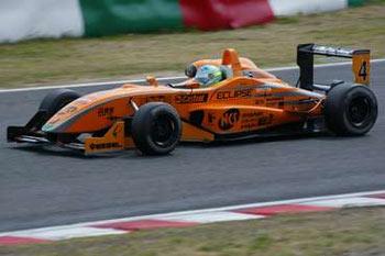 F3 Japonesa: Streit é segundo nos treinos livres em Montegi