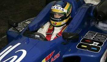 F3 Inglesa: Bruno Senna enfrenta maratona para correr na Austrália